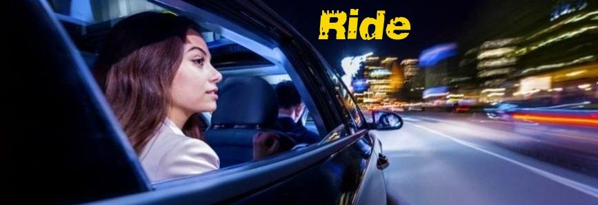CashRyde App for Riders