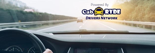 CabRYDE Drivers Network