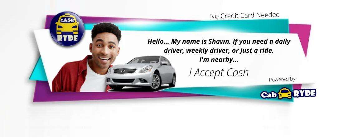 Drivers Accept Cash
