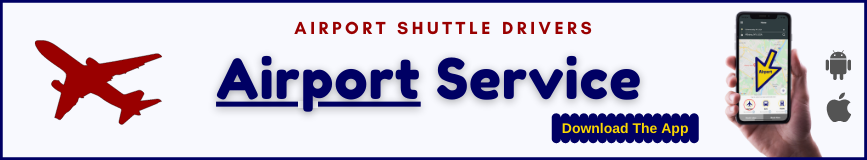 Airport Shuttle Drivers