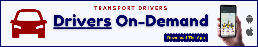Hire On-Demand Drivers