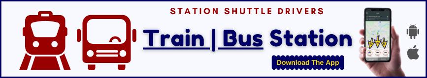 Bus/Train Station Drivers
