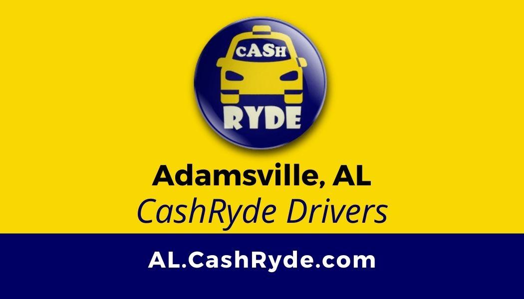 Drivers On-Demand in Adamsville, AL