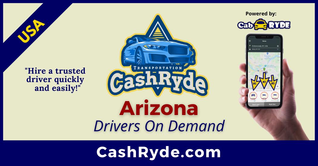 Arizona Drivers On-Demand