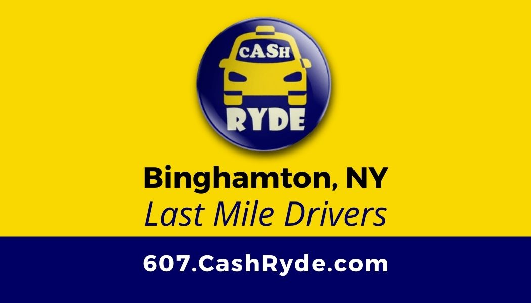 Personal Driver Services in Binghamton, NY