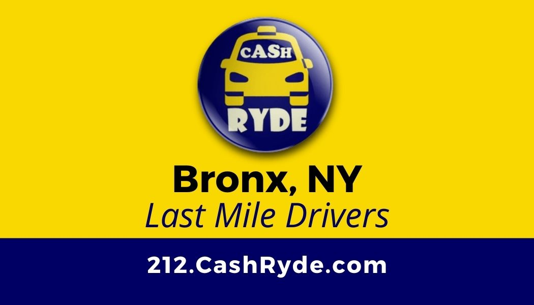 Personal Driver Services in Bronx, NY