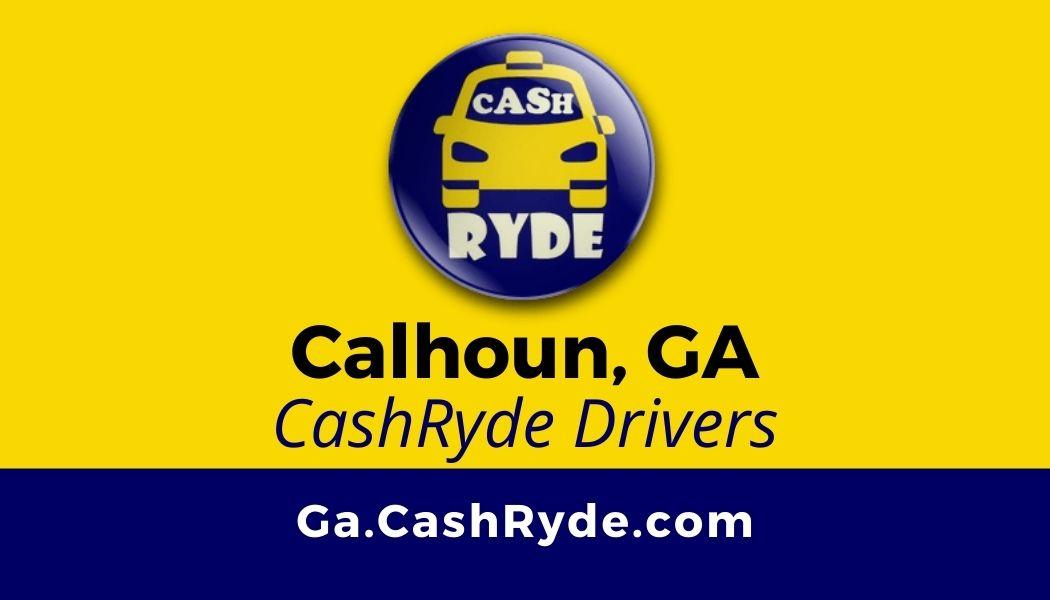 Personal Driver Services in Calhoun, GA