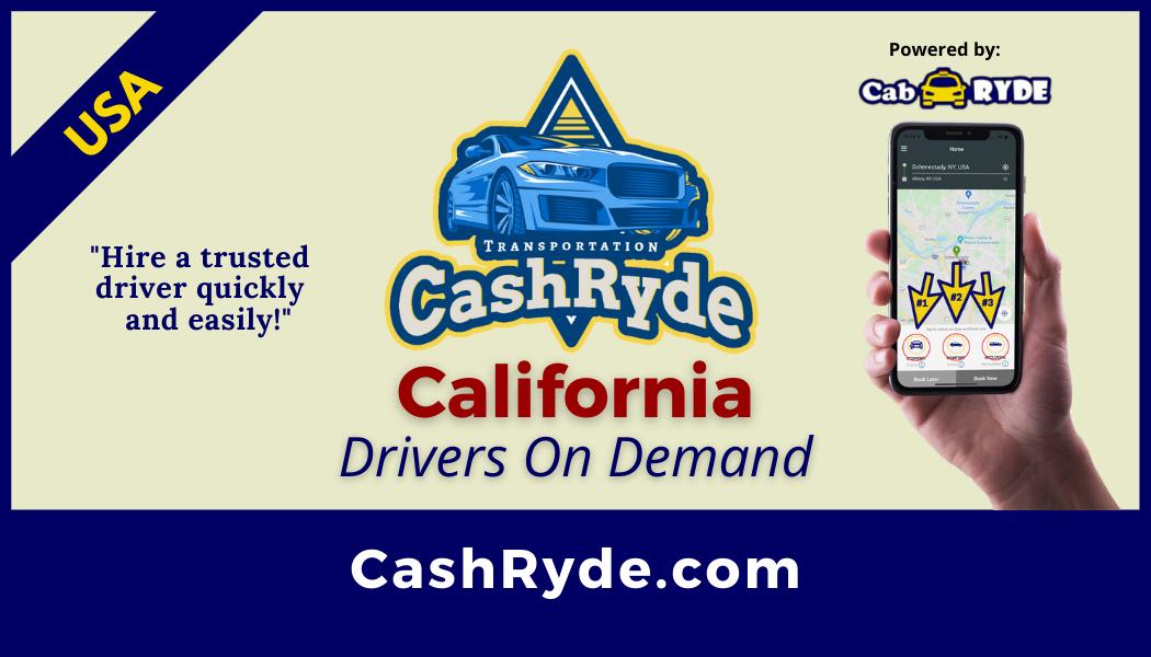 California Drivers On-Demand