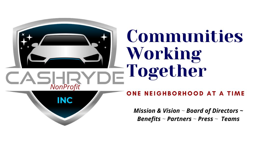 CashRyde Nonprofit