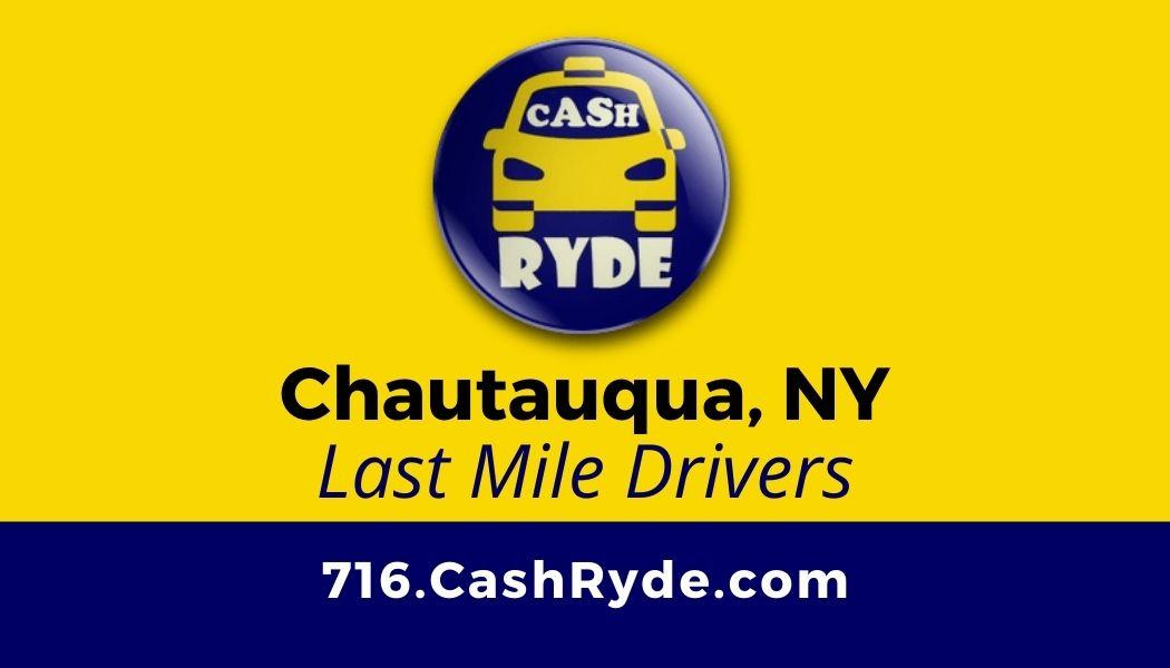 Drivers On-Demand in Chautauqua, NY