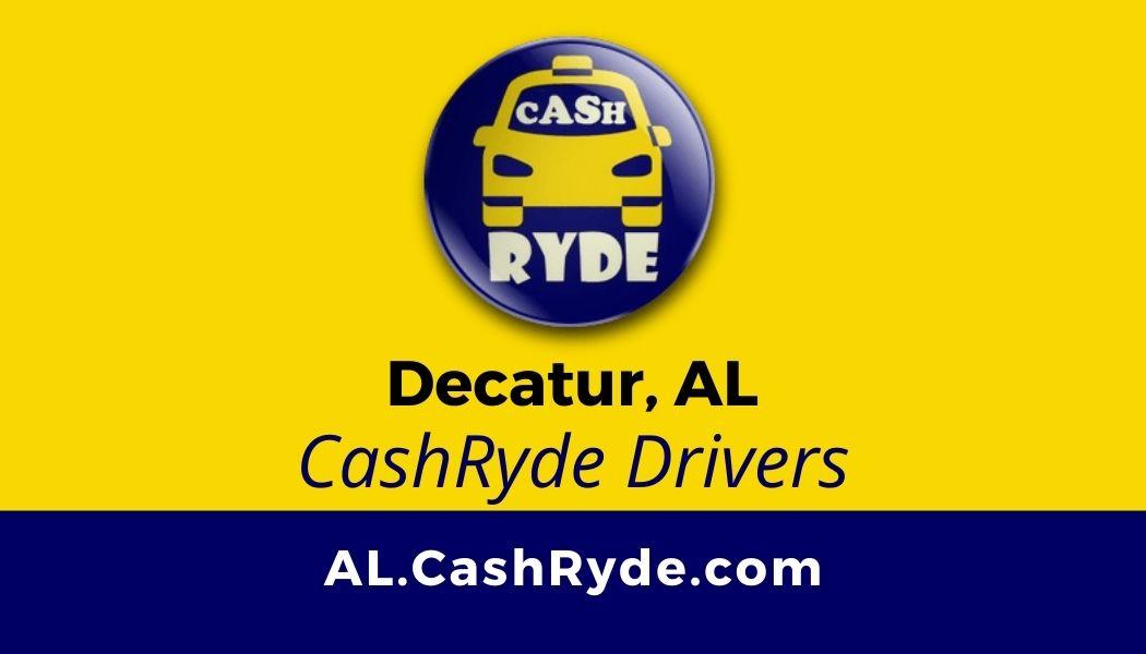 Drivers On-Demand in Decatur, AL