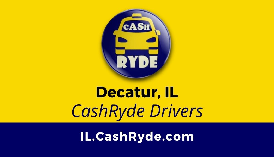 Drivers On-Demand in Decatur, IL