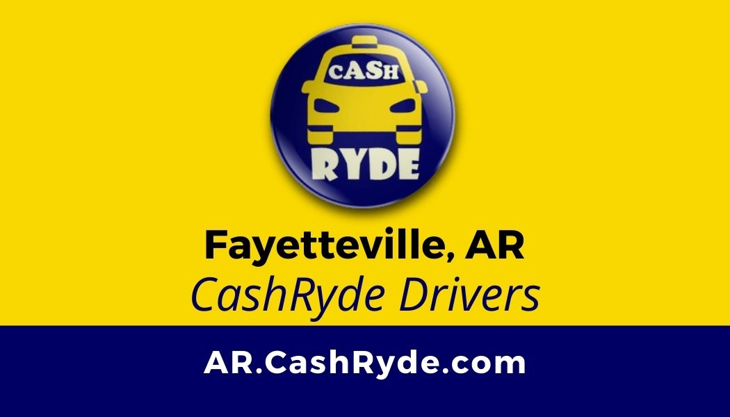 Drivers On-Demand in Fayetteville, AR