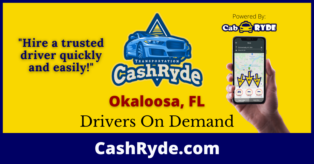 Drivers On-Demand in Okaloosa, FL