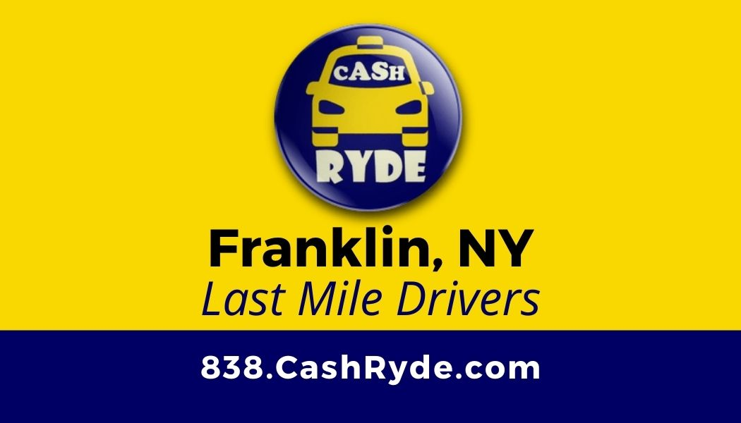 Drivers On-Demand in Franklin, NY