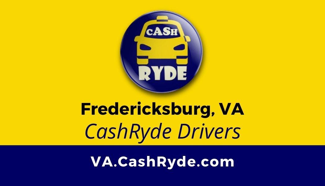 Drivers On-Demand in Fredericksburg, VA