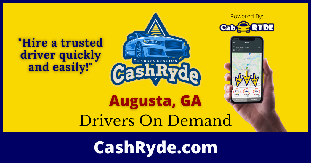 Drivers On-Demand in Augusta, GA