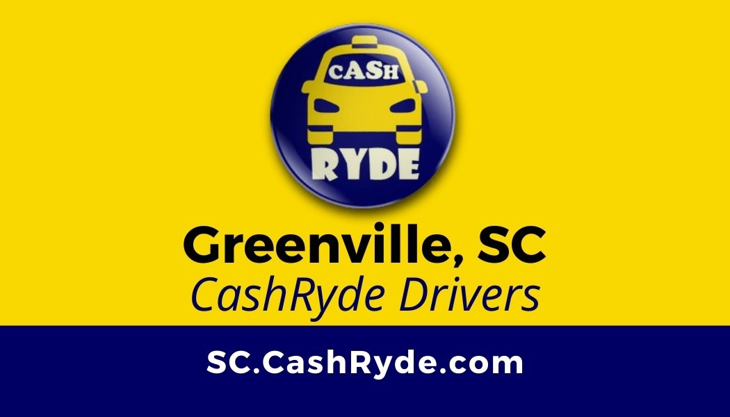 Personal Driver Services in Greenville, SC