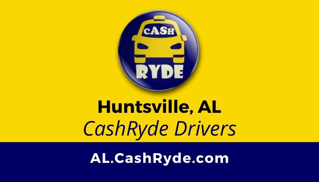 Drivers On-Demand in Huntsville, AL