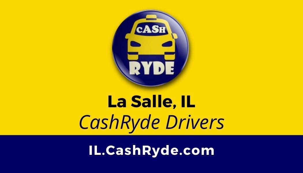 Drivers On-Demand in La Salle, IL