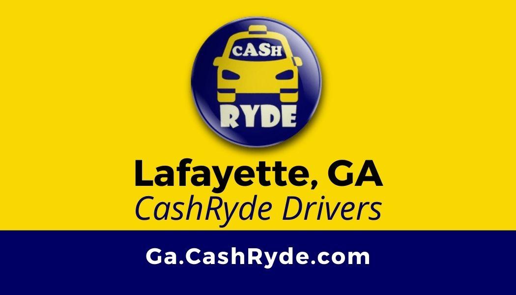 Drivers On-Demand in Lafayette, GA