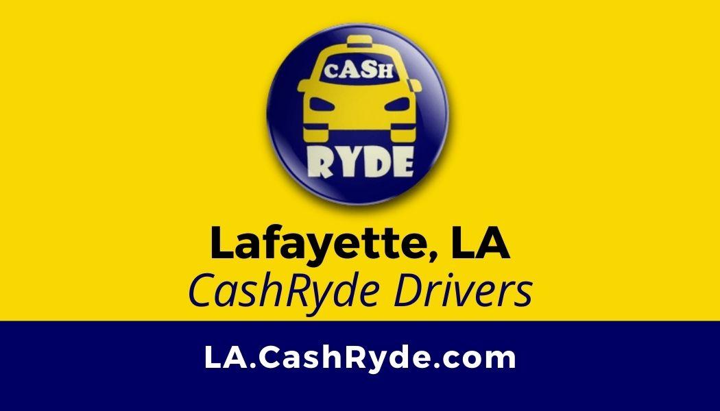 Drivers On-Demand in Lafayette, LA