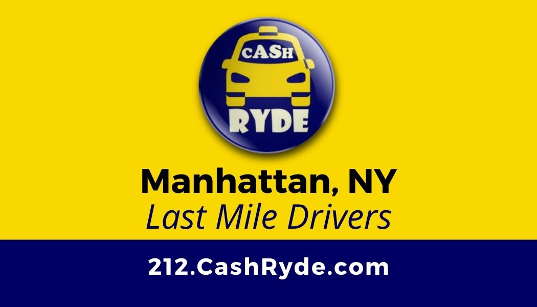 Drivers On-Demand in Manhattan, NY