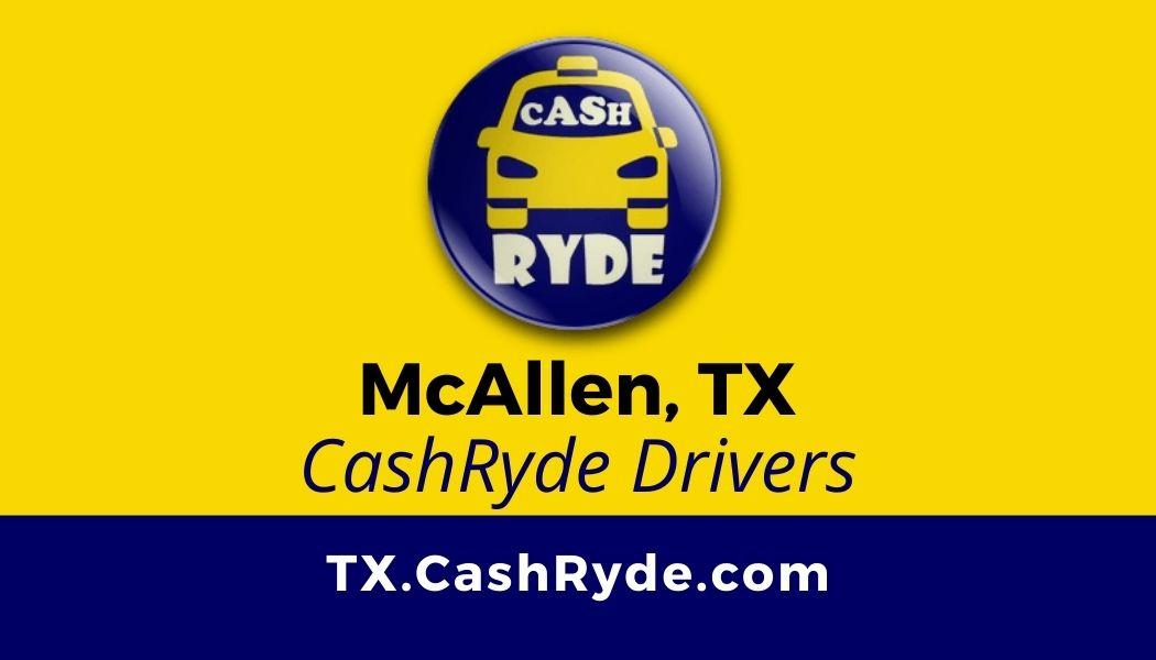 Drivers On-Demand in McAllen, TX