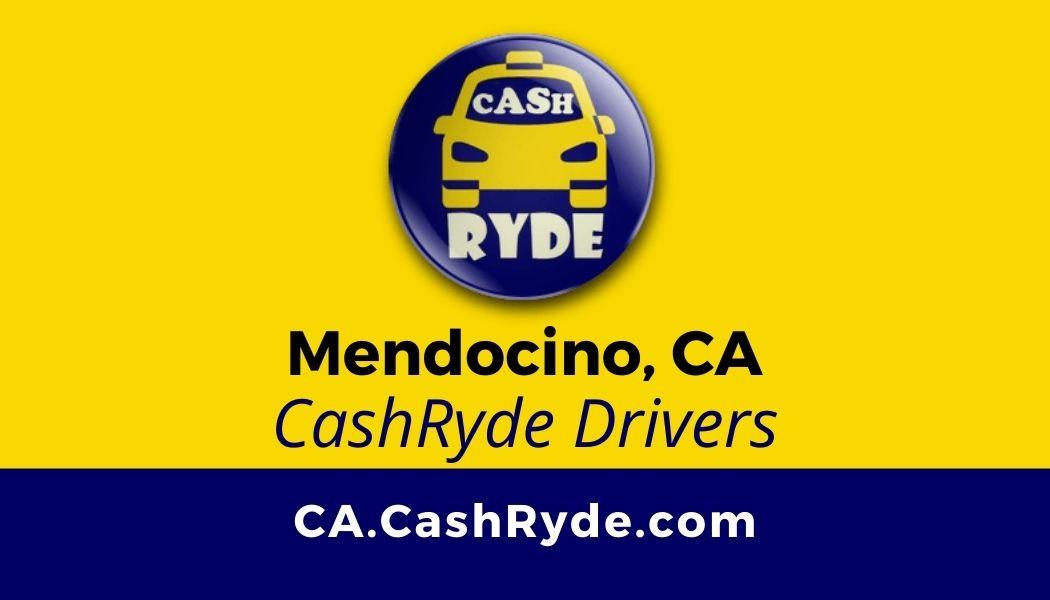 Drivers On-Demand in Mendocino, CA