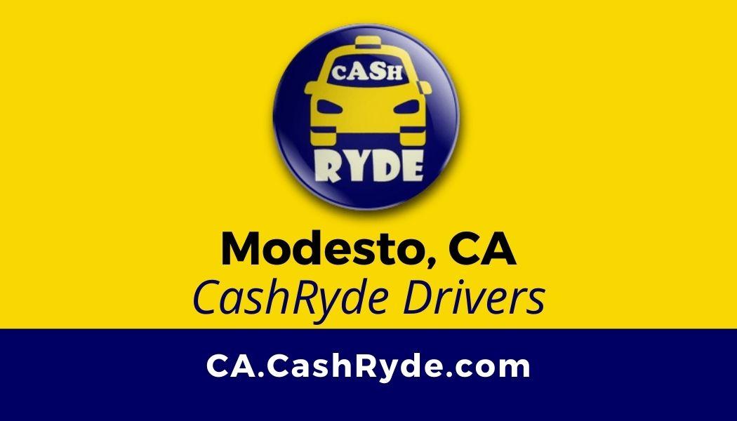 Drivers On-Demand in Modesto, CA