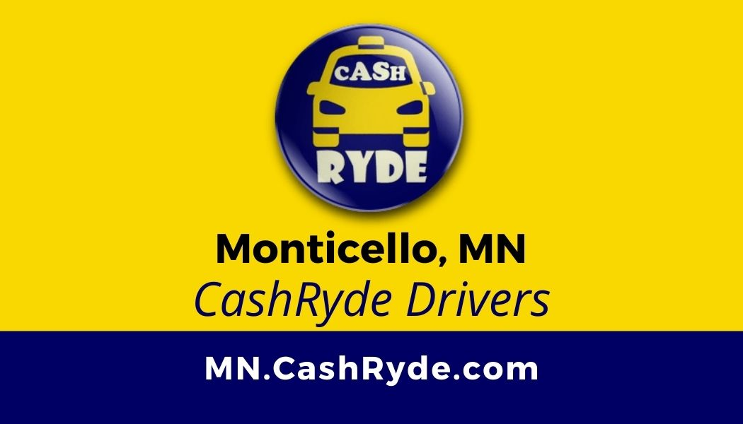 Drivers On-Demand in Monticello, MN