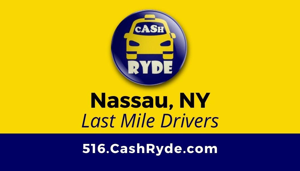 Drivers On-Demand in Nassau, NY