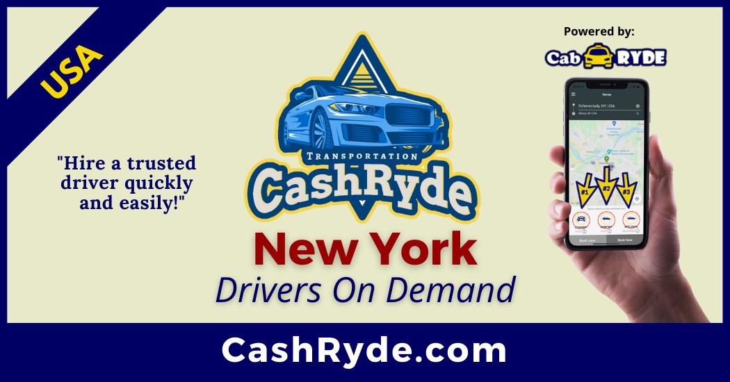 New York Drivers On Demand