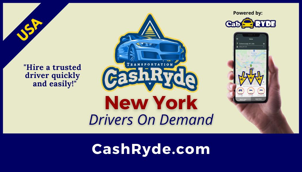 New York Drivers On-Demand