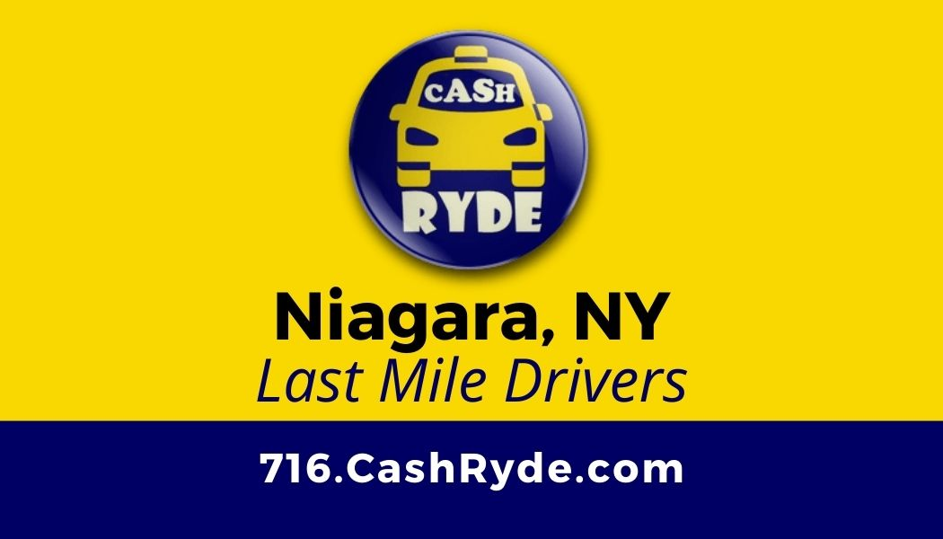 Personal Driver Services in Niagara, NY