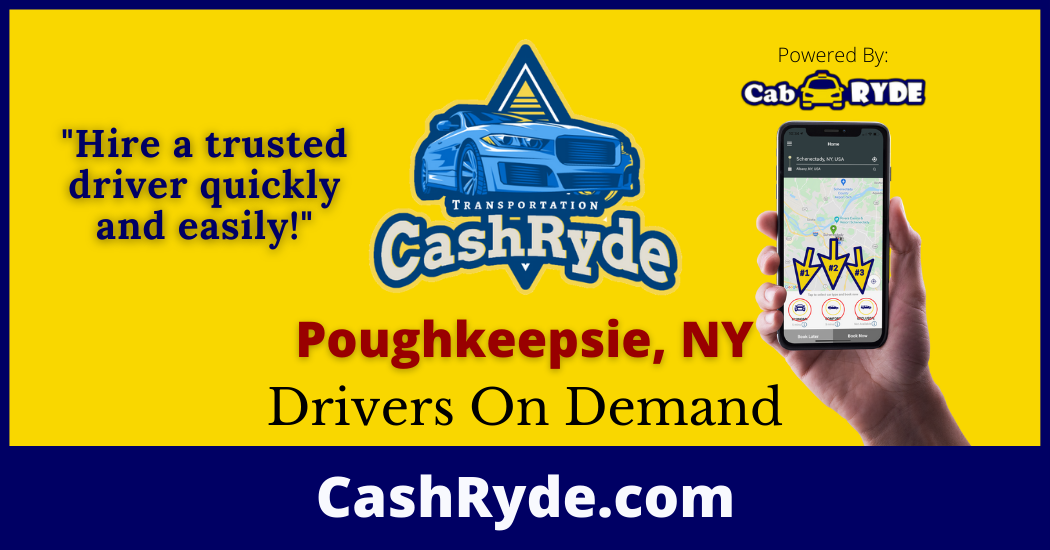 Drivers On-Demand in Poughkeepsie, NY