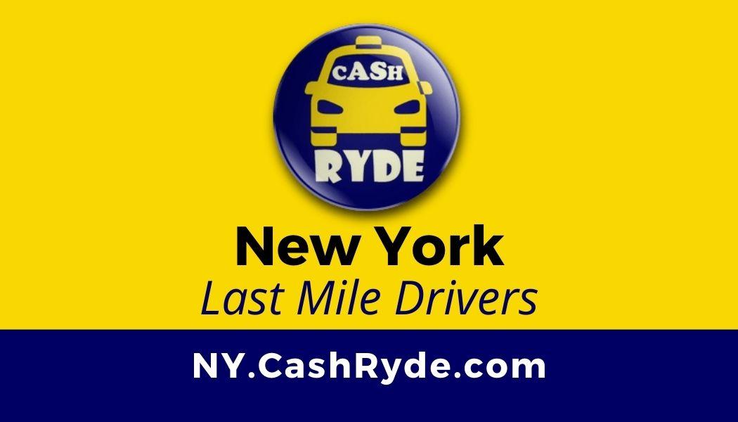 New York Last Mile Drivers