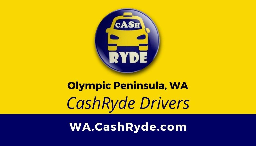 Drivers On-Demand in Olympic Peninsula, WA