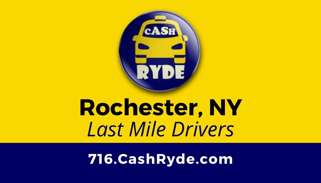 Personal Driver Services in Rochester, NY