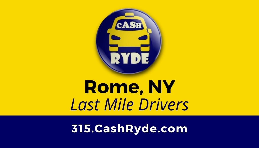 Drivers On-Demand in Rome, NY