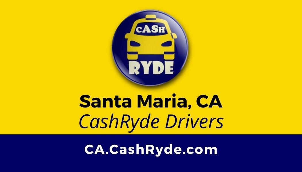 Drivers On-Demand in Santa Maria, CA