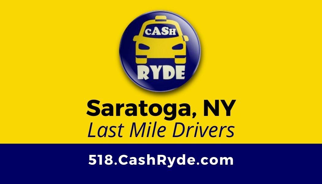 Personal Driver Services in Saratoga, NY