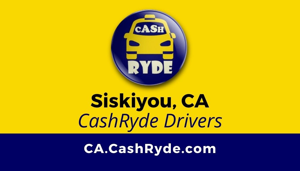 Drivers On-Demand in Siskiyou, CA