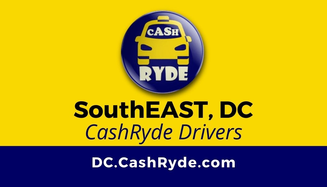 Drivers On-Demand in SouthEAST, DC