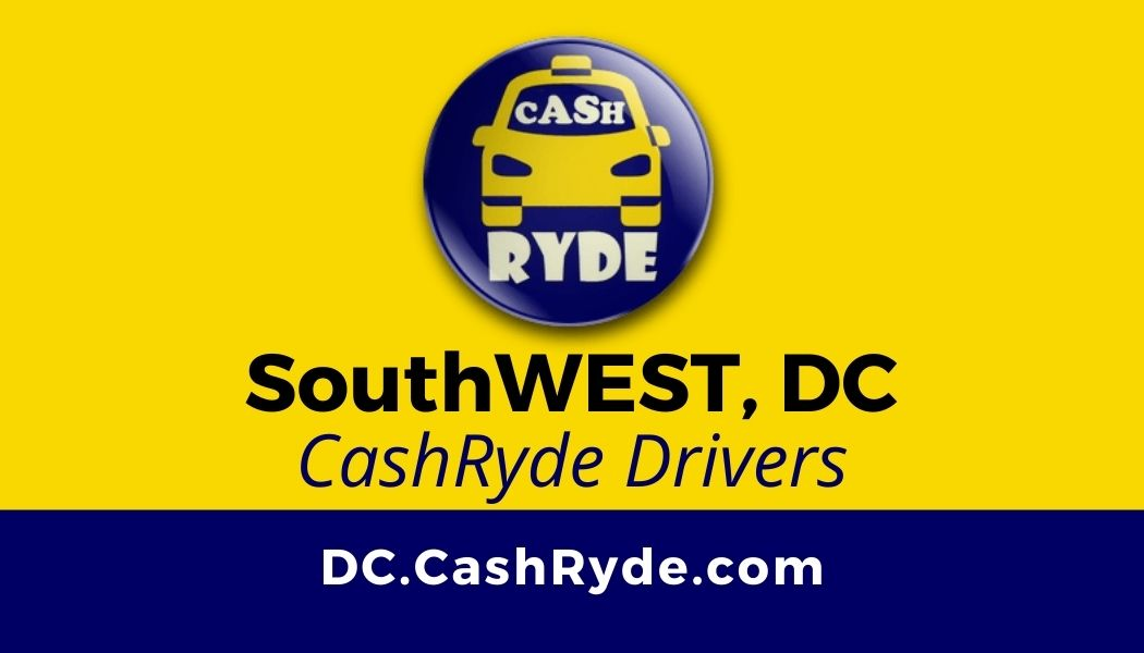 Drivers On-Demand in SouthWEST, DC
