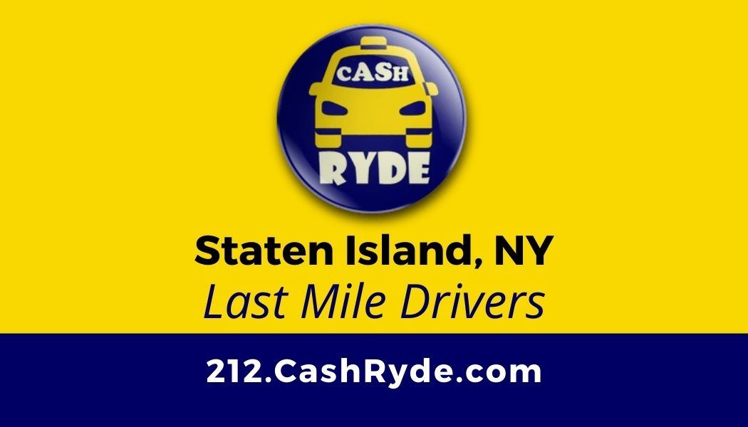 Drivers On-Demand in Staten Island, NY