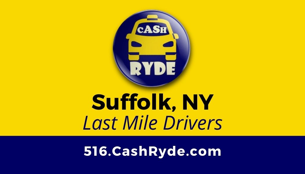 Drivers On-Demand in Suffolk, NY