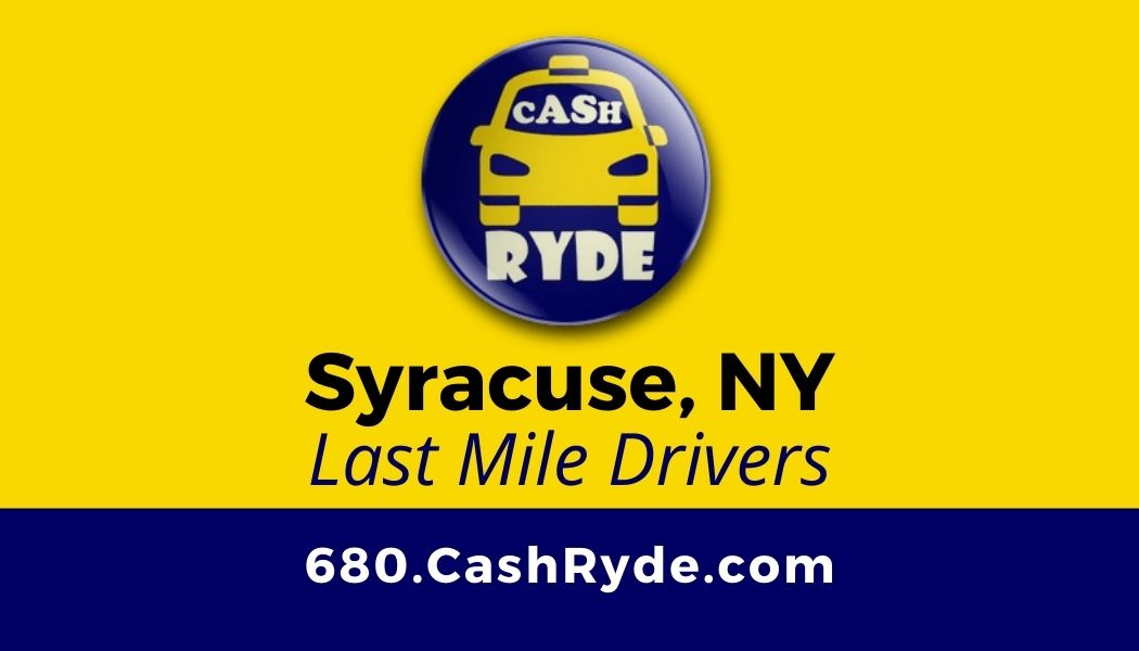 Drivers On-Demand in Syracuse, NY