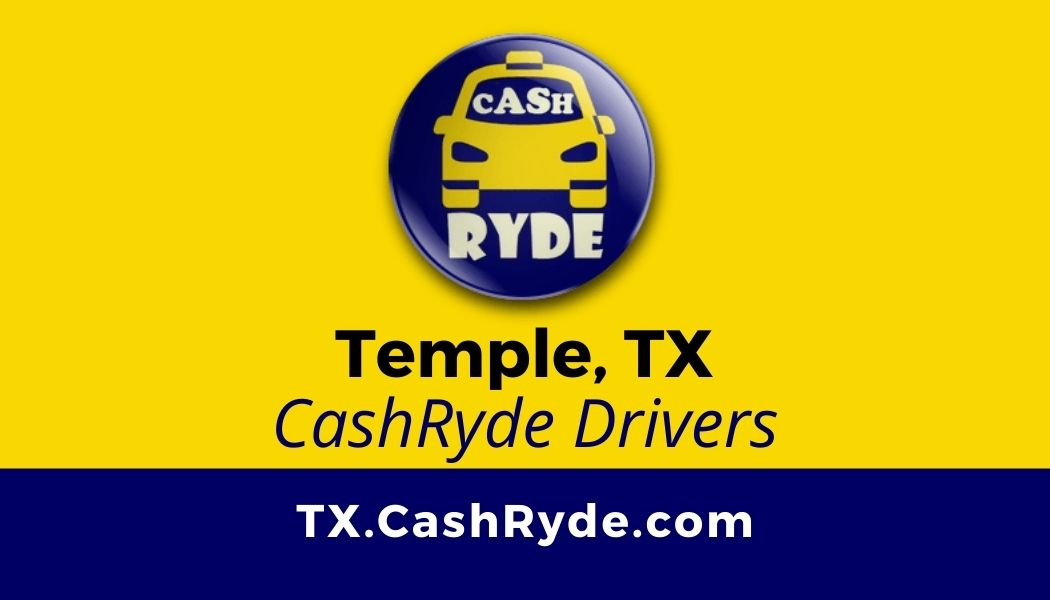 Drivers On-Demand in Temple, TX