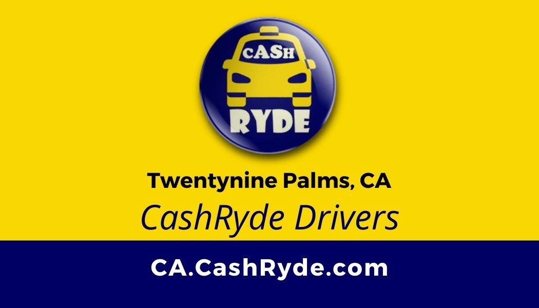 Drivers On-Demand in Twentynine Palms, CA